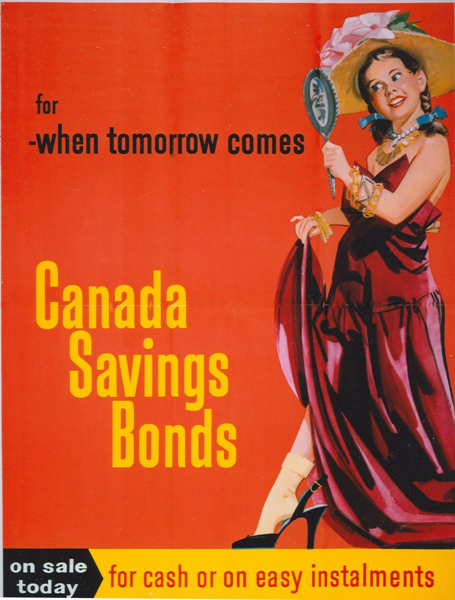 Is There a Penalty for Cashing a Premium Canada Savings Bond Early?