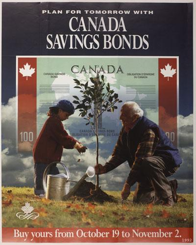 When do canada savings bonds mature